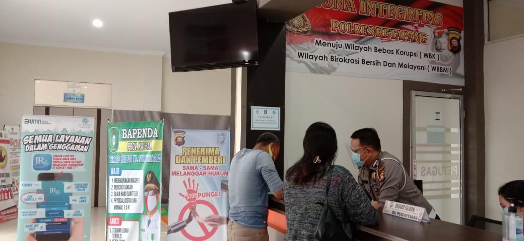 Sistem Elektronik Registrasi dan Identifikasi pada Pelayanan BPKB di Samsat