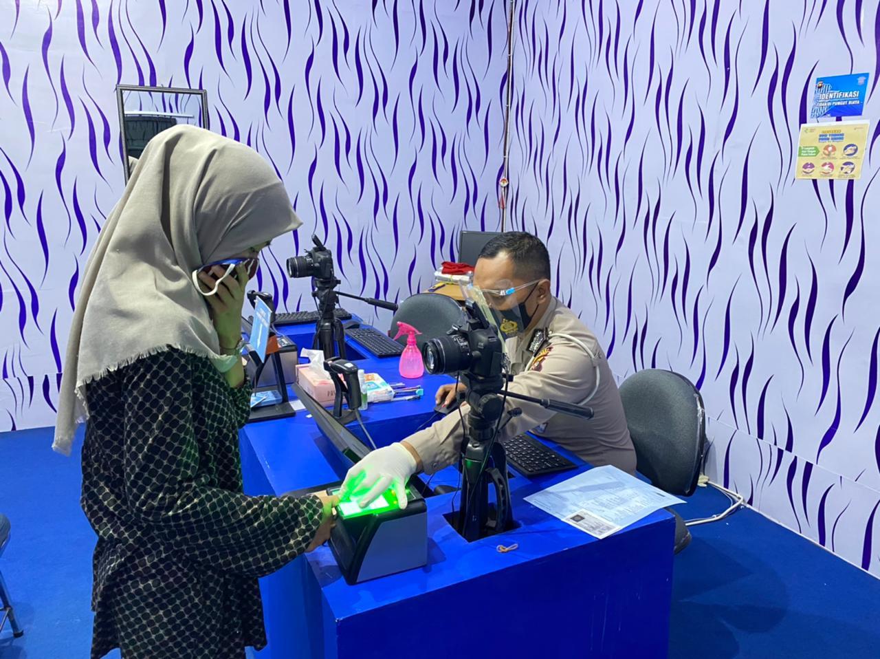 Pelayanan SIM Women Care day setiap hari Jumat di pelayanan satpas SIM Satlantas Polres Ketapang
