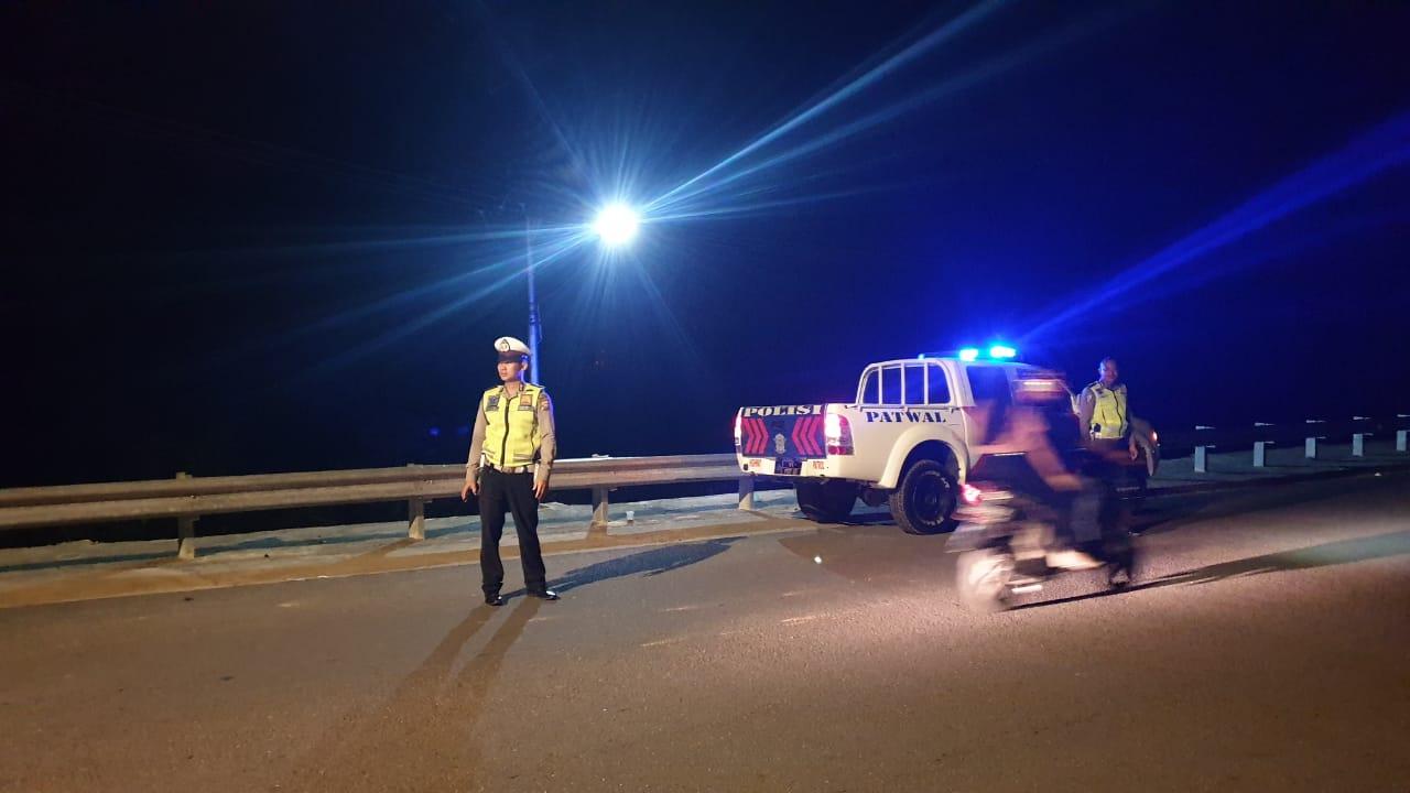 Patroli Blue Light Malam Minggu Antisipasi C3