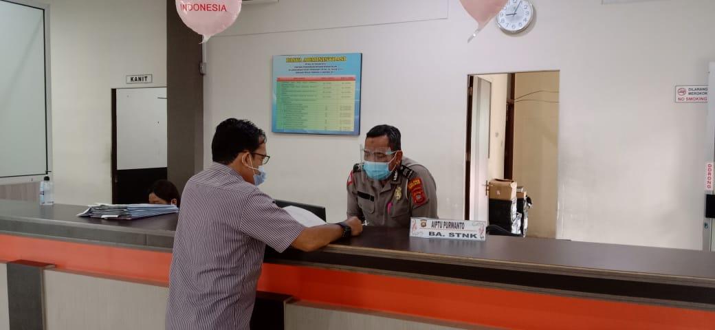 Penyederhanaan loket pelayanan memudahkan masyarakat mengurus surat kendaraan