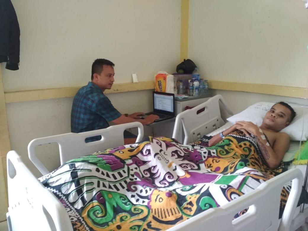 Proses Pemeriksaan Saksi Korban Laka Lantas di Wilayah Hukum Polres Ketapang