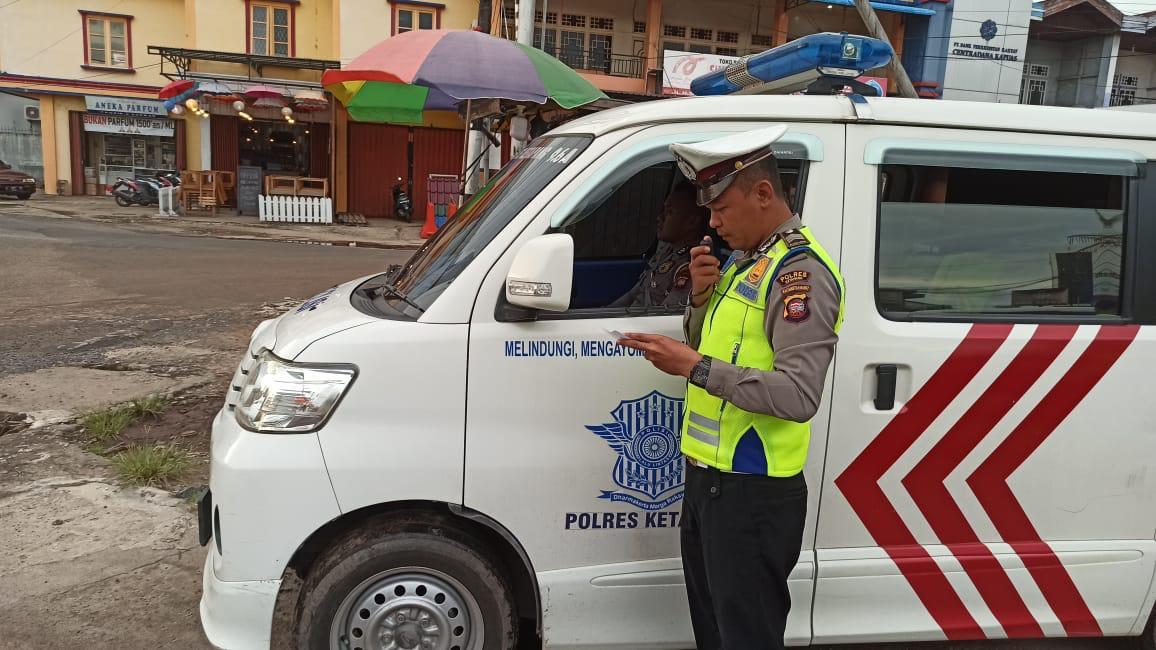 Polisi Samapaikan Imbauan Cegah Penyebaran Corona dan Sanksi Pelanggarannya