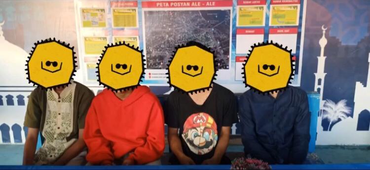 Pandemi Corona, Remaja di Ketapang Malah Balapan Liar