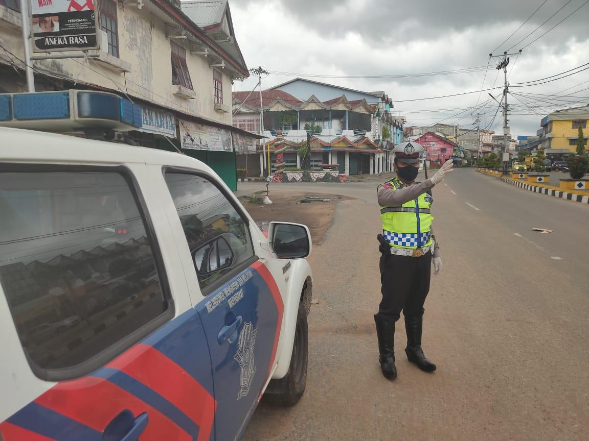 Upaya Mempertahankan Situasi Kamtibmas Yang Aman Polri Giatkan Patroli Siang Hari