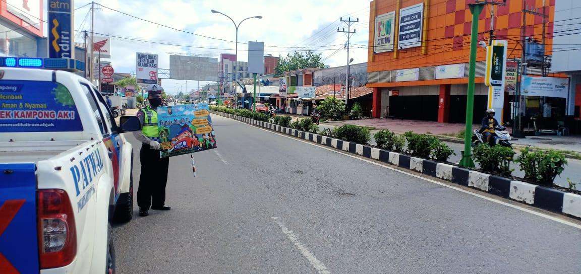 Tetap Tunda Mudik, Baik ke Kampung Halaman maupun ke Luar Daerah Kabupaten Ketapang