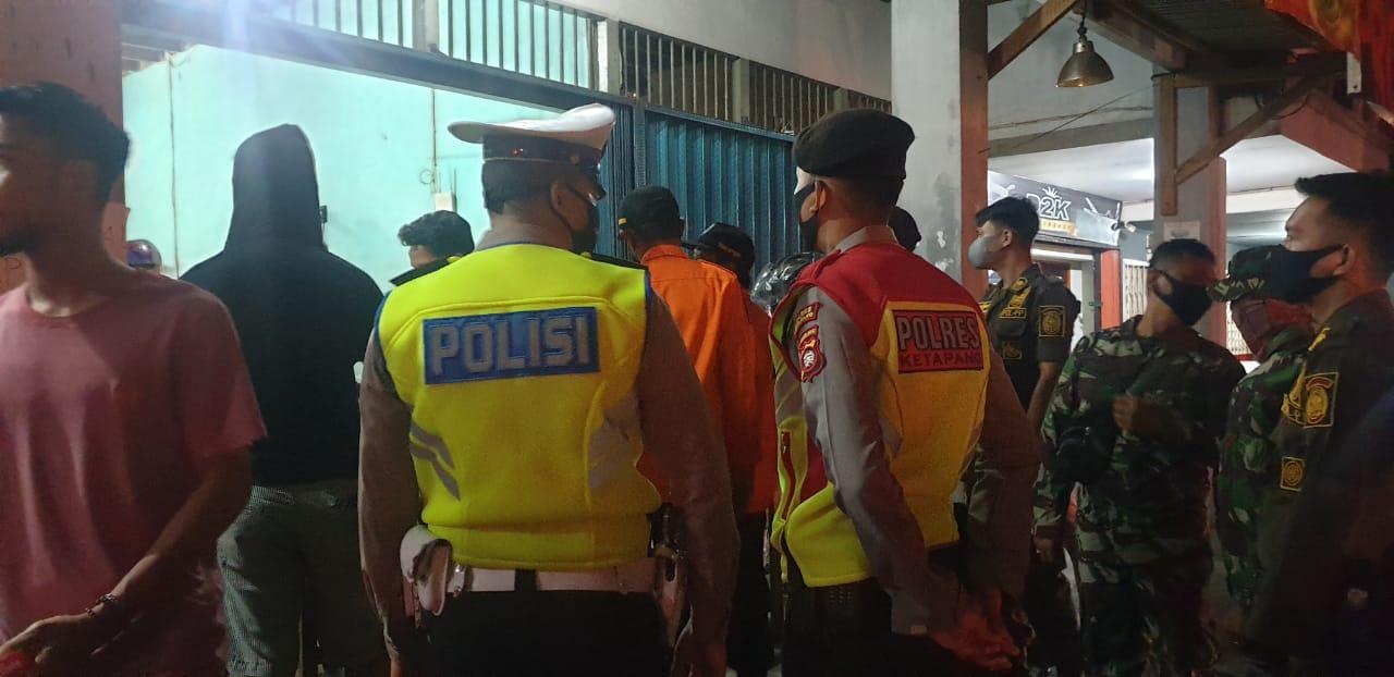 Jaga Social Distancing, Polisi Himbau Kerumunan Masa di Sejumlah Cafe
