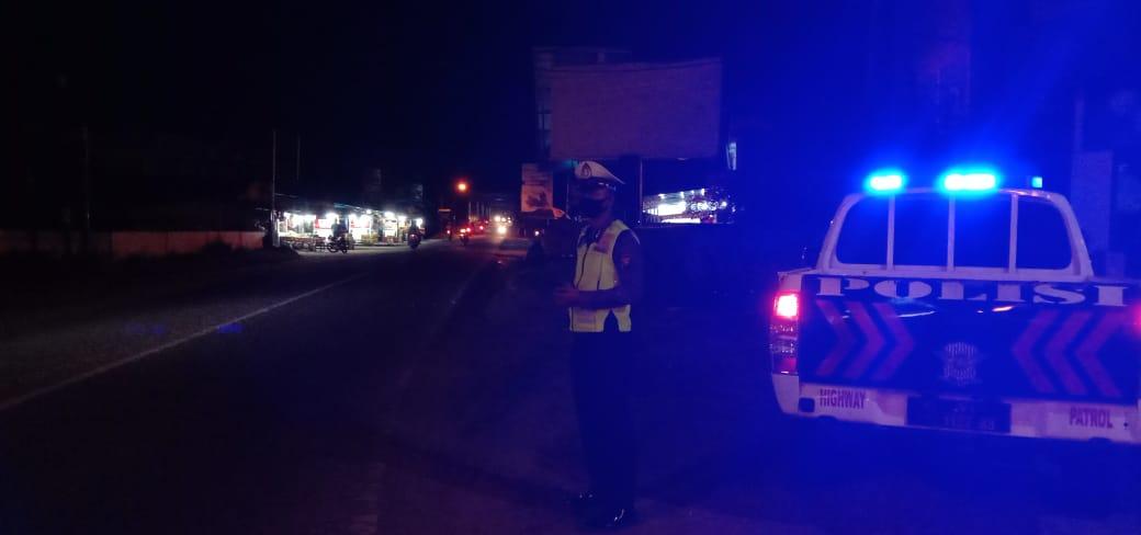 Jaga Kondusifitas Kamtibmas Selama Bulan Ramadhan, Polisi Instensifkan Patroli Siang Malam