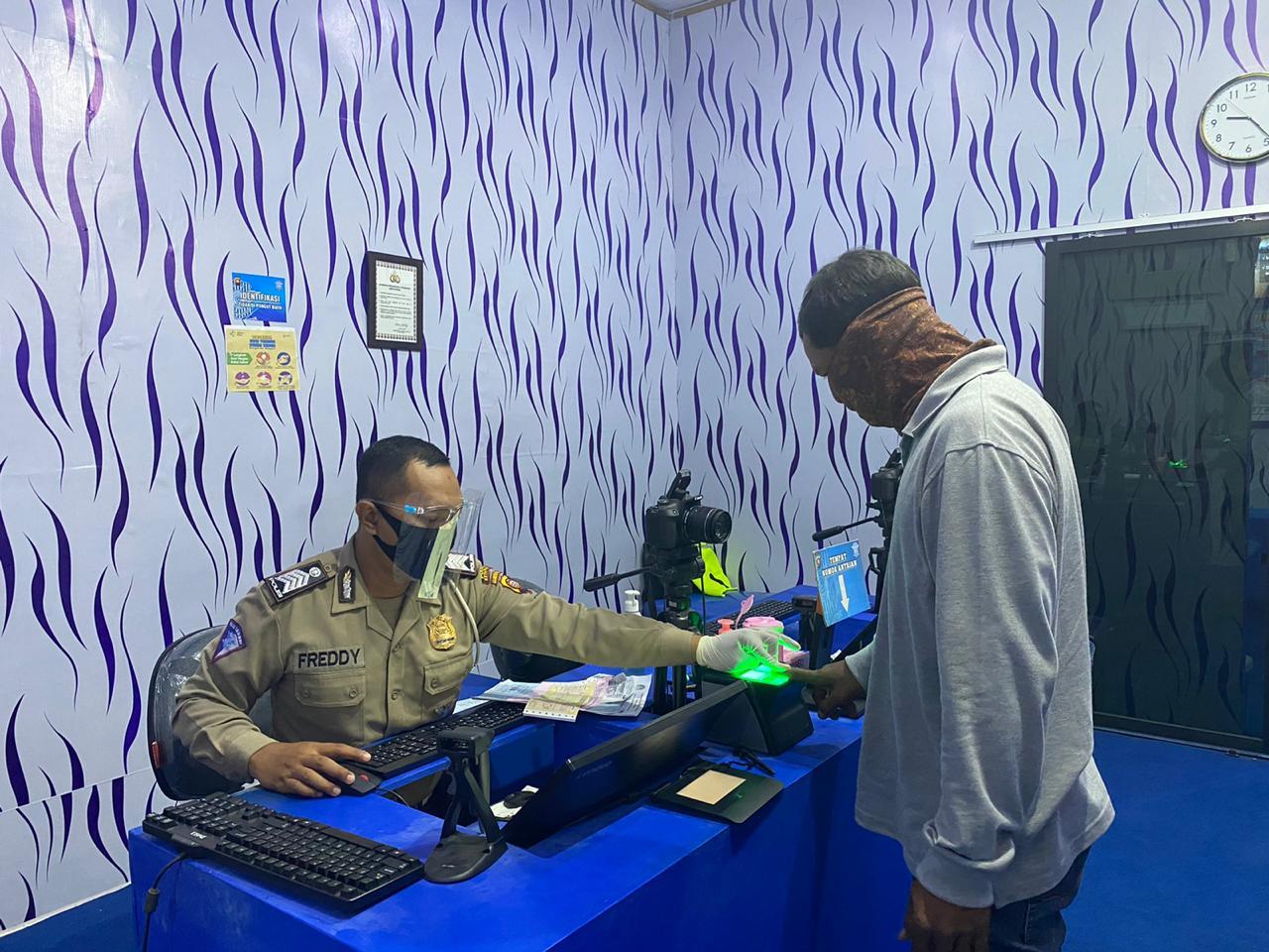 Pentingnya Identifikasi Data SIM, sebagai Data Forensik Kepolisian