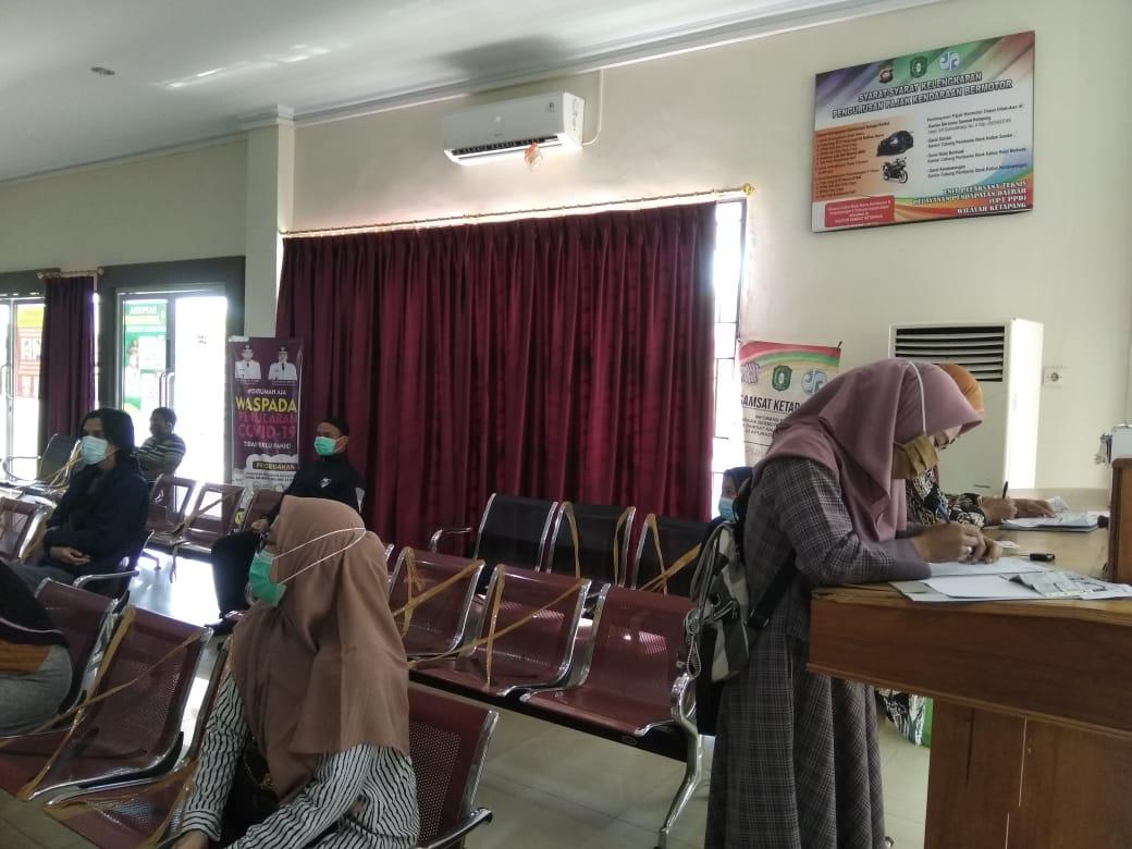 Perpanjangan STNK Tahunan & 5 Tahun di Samsat Ketapang, ini Persyaratannya